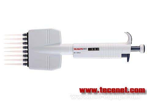 MicroPette多道手动可调式移液器