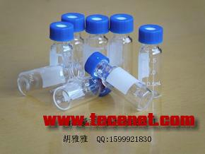 2ml 透明短螺纹广口样品瓶 自动进样瓶