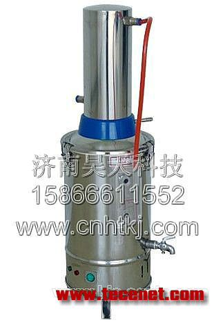 蒸馏水发生器YN-ZD-Z-5|不锈钢蒸馏水器