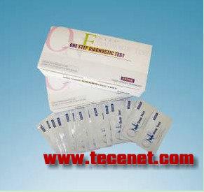 金标抗人精(PSA)检测试剂条