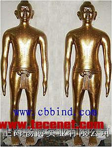 针灸铜人像|仿古针灸铜人|针灸铜人针灸模型