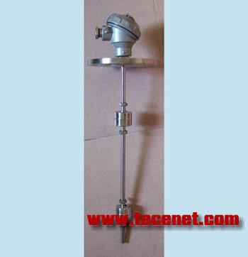 不锈钢法兰安装液位控制器,水位报警器