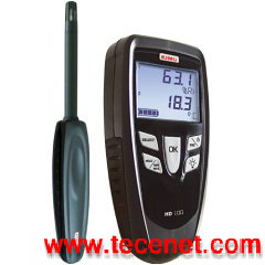 法国KIMO HD100S手持式温湿度仪