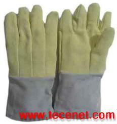 500度耐高温坩埚手套,坩埚炉耐高温手套