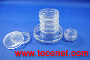 WHB TC处理标准透明带边塑料细胞培养皿