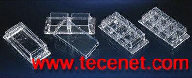 4孔玻底皿/激光共聚焦显微镜培养皿