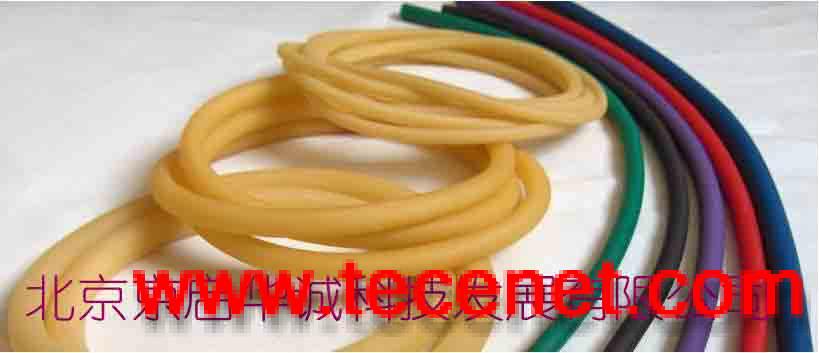 彩色乳胶管