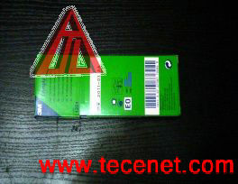 3M环氧乙烷灭菌指示卡