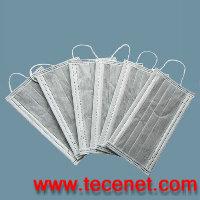预防流感四层活性碳口罩/防护口罩