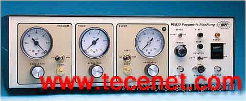 气动微注射泵/气动皮升泵