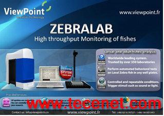 ZebraLab斑马鱼行为学分析系统