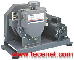 WELCH皮带式旋片泵(皮带式油泵)