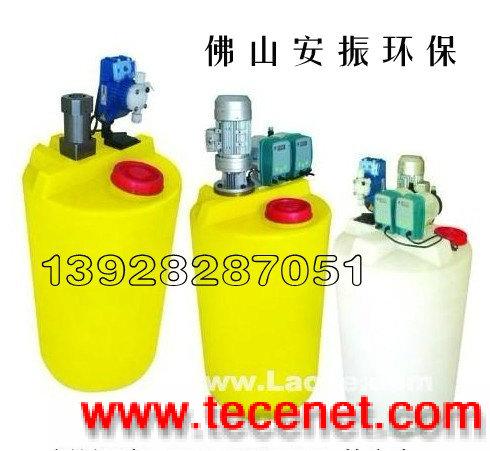 絮凝剂加药泵AB剂加药泵次氯酸纳加药计量泵