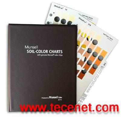 蒙赛尔土壤色彩图表(耐洗型)