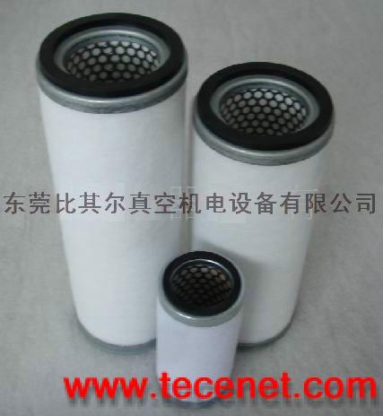 广东地区热销贝克真空泵U3.6排气滤芯