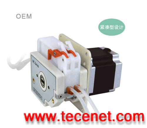 OEM蠕动泵 57步进电机驱动MC泵头