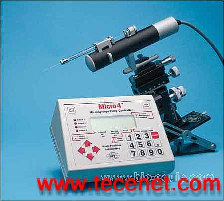 超微注射泵系统