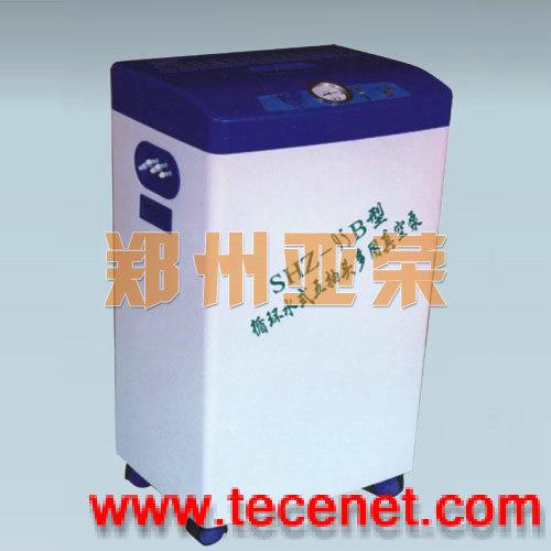 循环水式多用真空泵,循环水真空泵