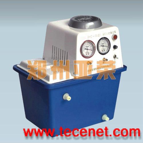 SHZ-DIII循环水真空泵,循环水式真空泵