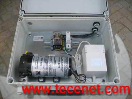美国罗迪 SDI仪配套增压泵