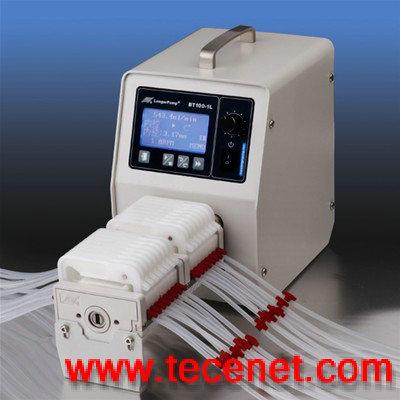多通道数显蠕动泵BT100-1L 1-24通道可选