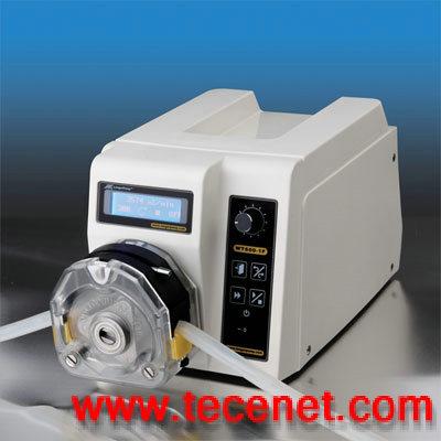 分配蠕动泵WT600-1F 分配范围0.1ml-99.9L