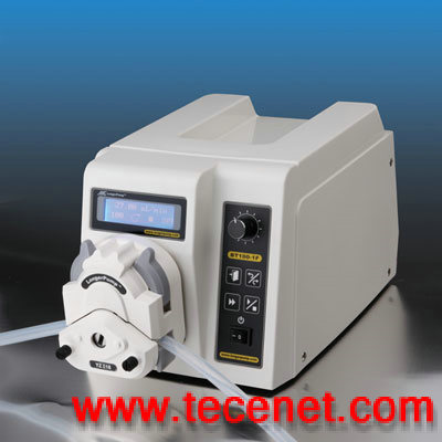 灌装蠕动泵BT100-1F 分配范围:0.01ml-9.99L