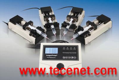 四通道注射泵TS-1B 各通道可独立控制流量