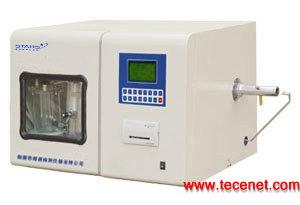 定硫仪 煤炭化验仪器