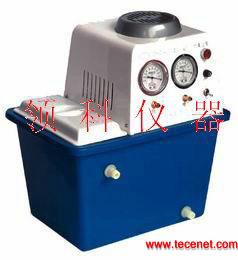 台式循环水真空泵SHZ-D(III)双表双抽