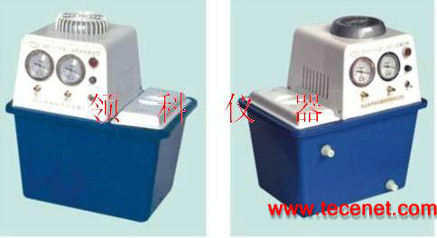 SHZ-D(Ⅲ)型台式四表四抽循环水真空泵