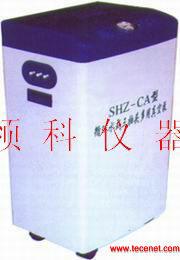 新型壳防腐三抽头多用真空泵SHZ-CA