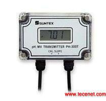 SUNTEX 套型pH/ORP传讯器PH-300T