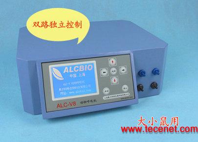 ALC-V8-SLA型双路大小鼠呼吸机