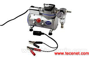 直流电-无油式真空泵
