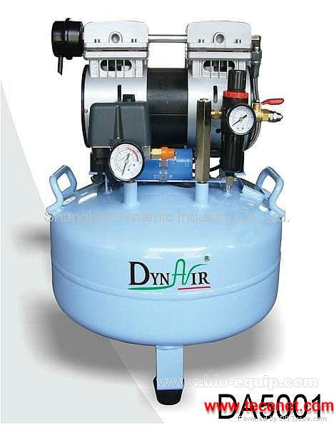 厂家直销发酵罐用静音无油空压机