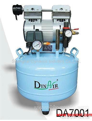 环保无油空气压缩机DA7001