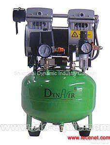小型无油静音空气压缩机DA500/9 静音空压机