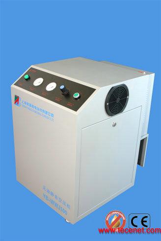 实验室静音无油空气压缩机