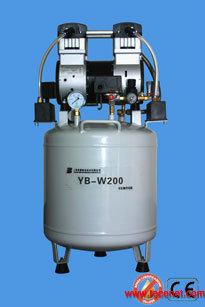 200升科研用无油静音空气压缩机