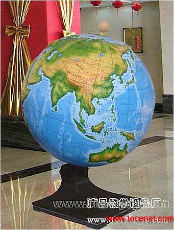 地理模型、地貌模型