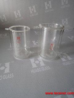 玻璃夹层烧杯