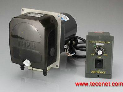 杰恒TH25 饮料机泵 饮料机蠕动泵 卫生泵