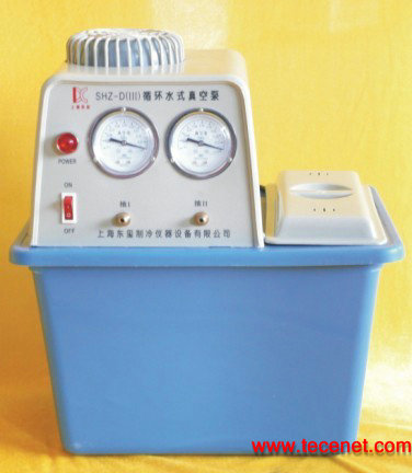 SHZ-D(Ⅲ)循环水式真空泵