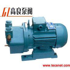 直联式单级水环真空泵
