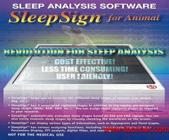 动物睡眠分析软件