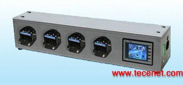 DS100四通道灌装系统