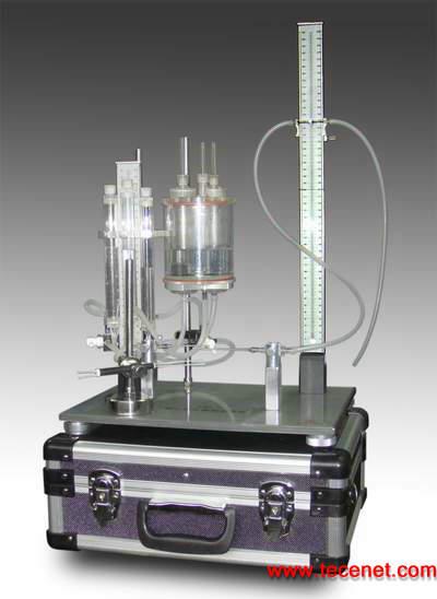 蛙心输出量测定系统