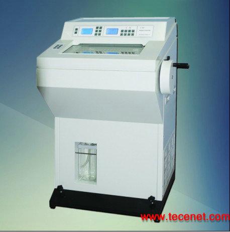 半自动冰冻切片机