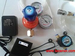 果蝇二氧化碳麻醉工作站